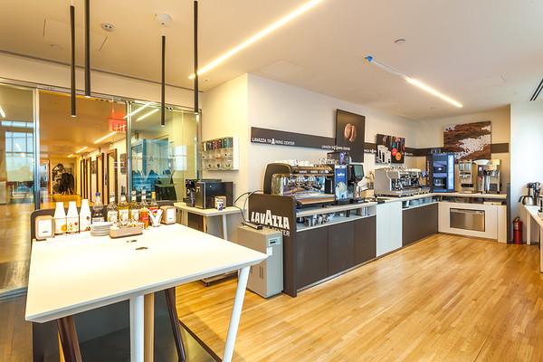 Client: LaVazza USA | NYC HQ's