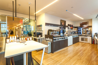 Client: LaVazza USA | NYC HQ's