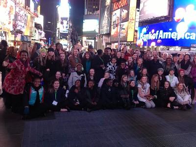 NY 2013 Times Square