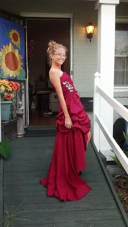 Becca Jorn elegant