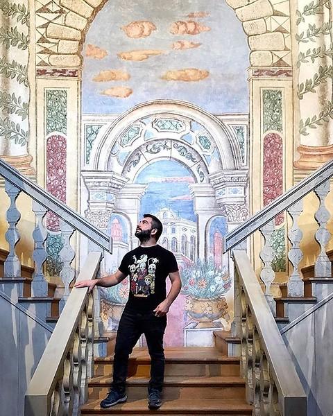 • San Vito al Tagliamento • Stamane visita dei Musei Civici di questa cittadina in provincia di #Pordenone, il #FriuliVeneziaGiulia ci ha regalato emozioni che non scorderemo e proprio per questo vogliamo presto tornare. In questi musei abbiamo riscoperto