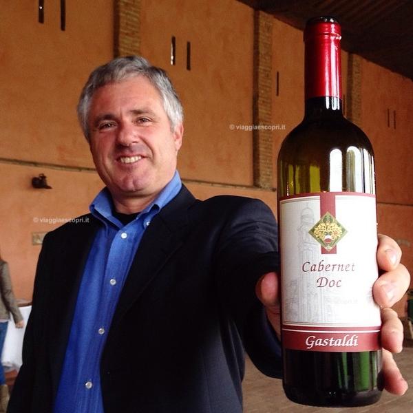Sempre di più amo il vino padovano, Gastaldi Gabriele è titolare di un'azienda agricola di 6,5 ettari sita a Candiana (PD), realtà che segue la produzione del vino dalla coltivazione della vite, principalmente vitigni Friularo, alla vendita del prodotto f
