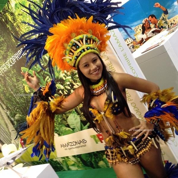 Wellcome to #Amazzonia #BestOff #Bit2014 #fieraMilano #italy #Lombardiabt #italiabt #europebt www.Italiablogtour.it #italia