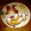 #foodart, la nostra #albeinmalga alla Malga Spora di Andalo! :) Realizzata con ciò che avevamo a disposizione. #trentino