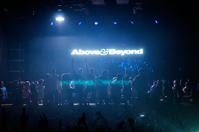 Above & Beyond @ Label Charlotte 4-24-14