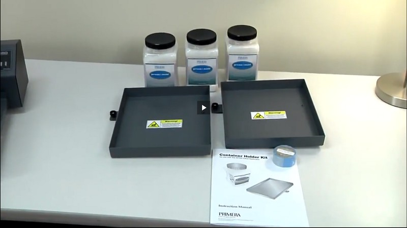 Video: Primera AP550 Holder Kit