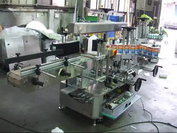 LabelOn™ Modular Labeler Machine Walk Around