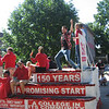 North Central College 150 year celebration float