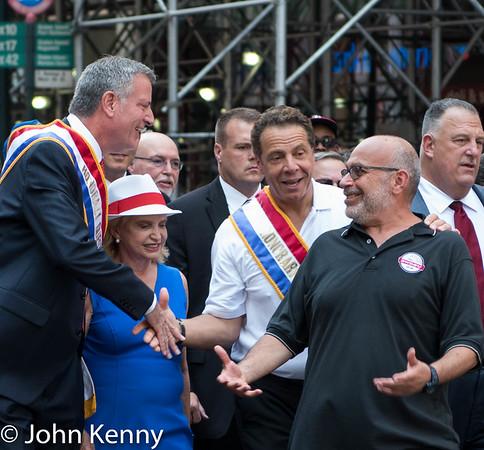 Labor Day Parade 9-10-16