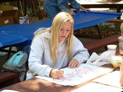 Labor Day Retreat 2008