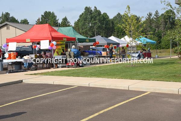 Lac Vieux Health Fair 2018