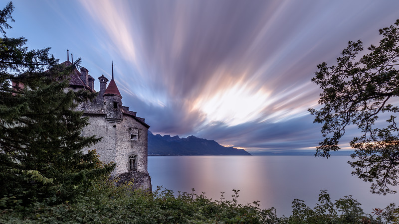 Chillon in time