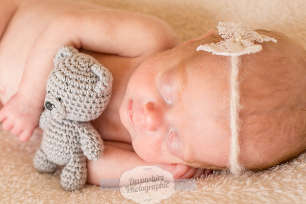 Lacie's First Shoot