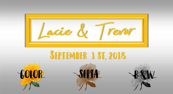 Lacie and Trevor's Wedding
