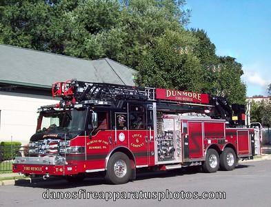 DUNMORE FIRE DEPT.