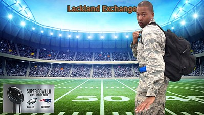 Lackland superbowl