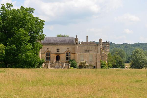 Lacock Abbey, UK