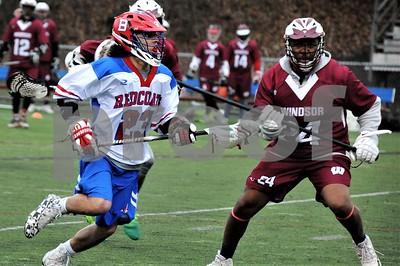 BHS BOYS LACROSSE VS WINDSOR 4-8-19