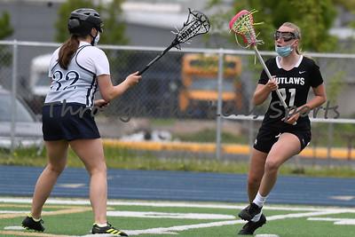 Sisters vs  West Albany Girls High School Lacrosse (50)
