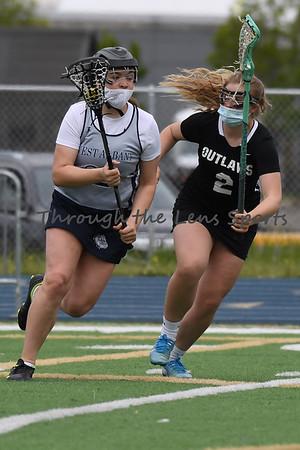 Sisters vs  West Albany Girls High School Lacrosse (54)