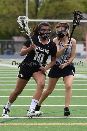 Sisters vs  West Albany Girls High School Lacrosse (94)