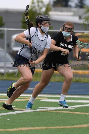 Sisters vs  West Albany Girls High School Lacrosse (57)