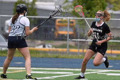 Sisters vs  West Albany Girls High School Lacrosse (49)