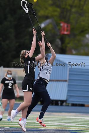 Sisters vs  West Albany Girls High School Lacrosse (2)
