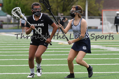 Sisters vs  West Albany Girls High School Lacrosse (91)