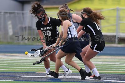 Sisters vs  West Albany Girls High School Lacrosse (13)
