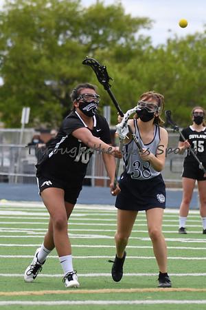Sisters vs  West Albany Girls High School Lacrosse (97)