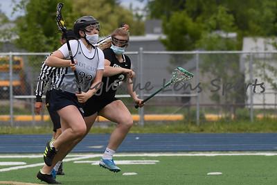 Sisters vs  West Albany Girls High School Lacrosse (58)