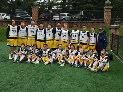 2020 Cannons win St Pauls League