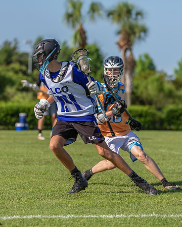 LCO Summer 2018, Tampa Jam Lax u14 Day 1