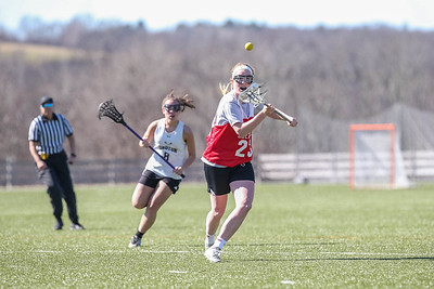 Pomfret vs Groton Lacrosse Girls 3.31.18