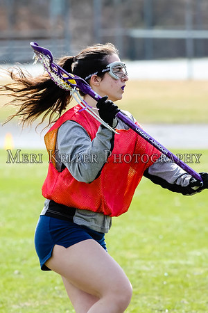 RHS Girls LAX & Narragansett HS Skills Practice