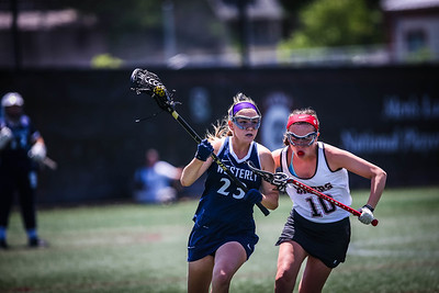 Rogers vs Westerly STATE Championships 2018 Girls Lacrosse