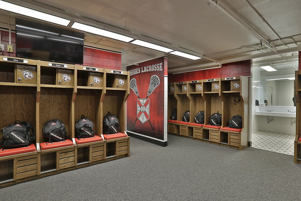 Lacrosse Locker Room