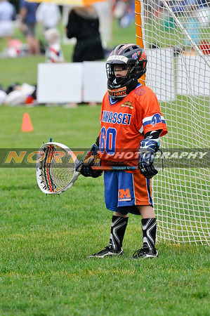 (Boys 3rd grade) Manhasset Orange vs. Smithtown White