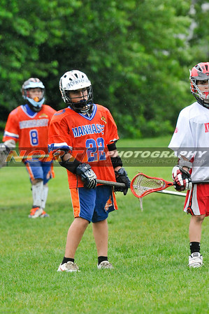 (Boys 5th grade) Manhasset Orange vs. New Canaan