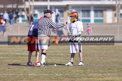 03/22/2009 (8th Grade) Stampede vs. Smithtown 1