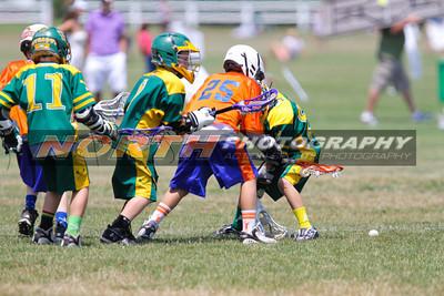 (4th Grade Boys) Manhasset Orange vs. 3 Village Yellow (PN)