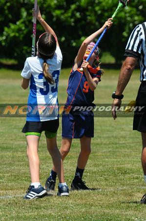 (5th grad Girls)  Bronxville vs. ManhassetOrange (M3)