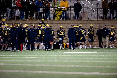 Michigan vs Michigan State 4-16-11