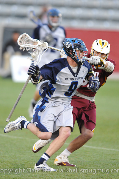 ASU vs BYU 2011 MCLA Div 1 Final 34