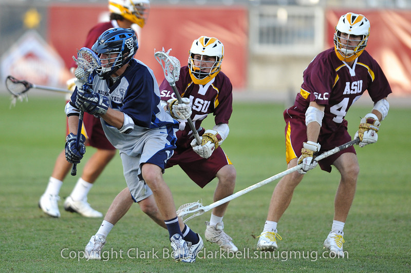 ASU vs BYU 2011 MCLA Div 1 Final 24