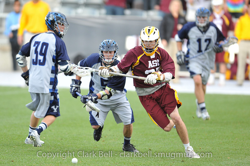 ASU vs BYU 2011 MCLA Div 1 Final 09