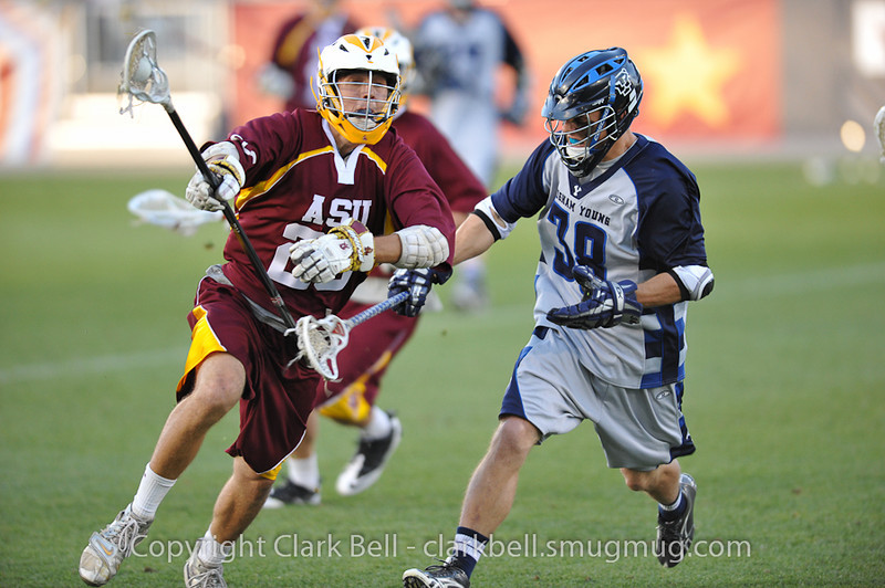 ASU vs BYU 2011 MCLA Div 1 Final 29