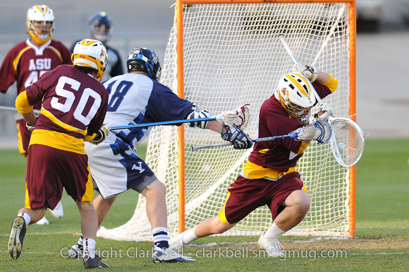 ASU vs BYU 2011 MCLA Div 1 Final 30