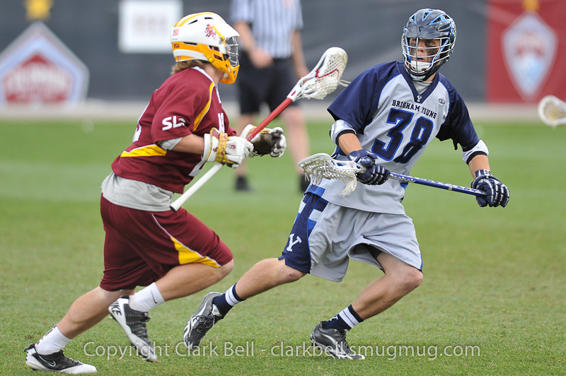 ASU vs BYU 2011 MCLA Div 1 Final 06